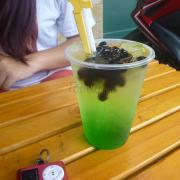 soda táo ^^