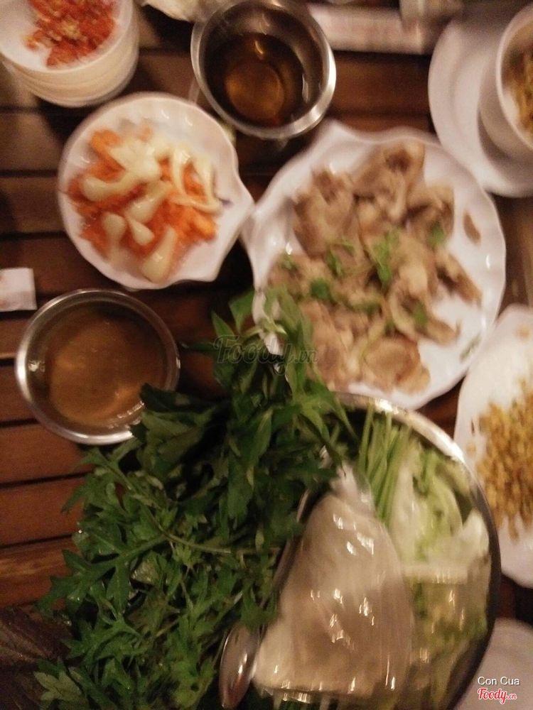 Linh Cá Kèo - Pasteur ở Khánh Hoà