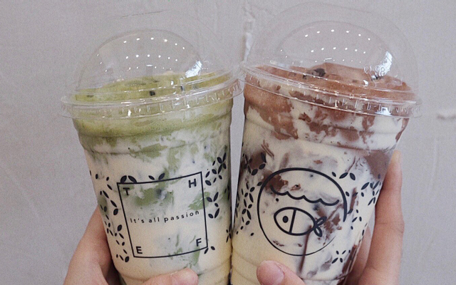 The F - Drink & Food - Phan Trung