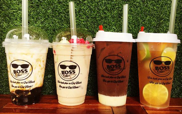 BOSS 2 - Coffee & Milk Tea - Nguyễn Văn Linh