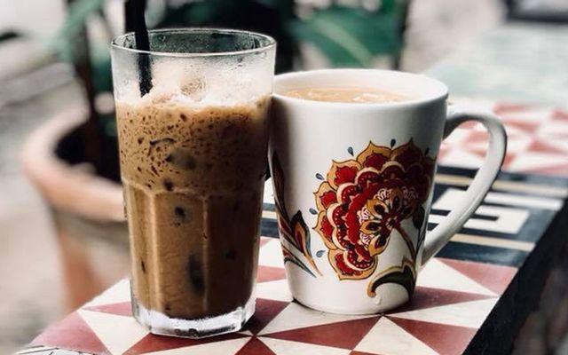Gạch Cafe - Nguyễn Văn Nghi
