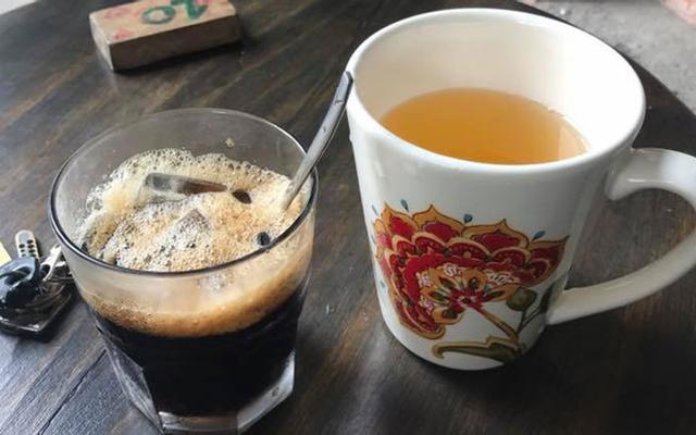 Gạch Cafe - Tây Thạnh