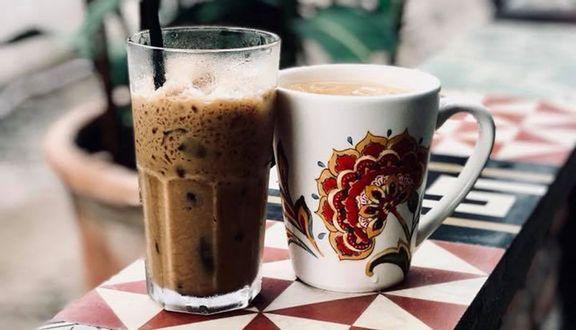 Gạch Cafe - Nguyễn Hữu Tiến