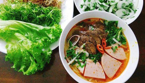 Bún Bò Sụn - Trần Khắc Chân