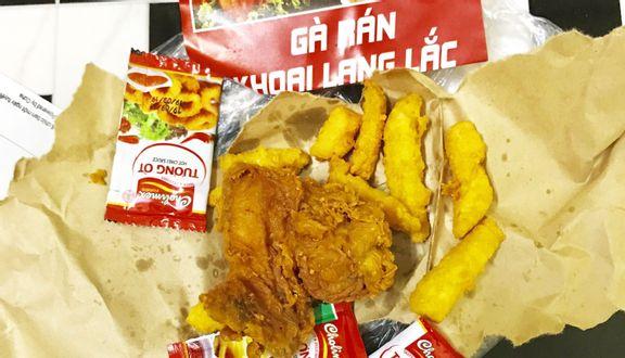 Gà Rán & Khoai Lang Lắc - Đa Sỹ
