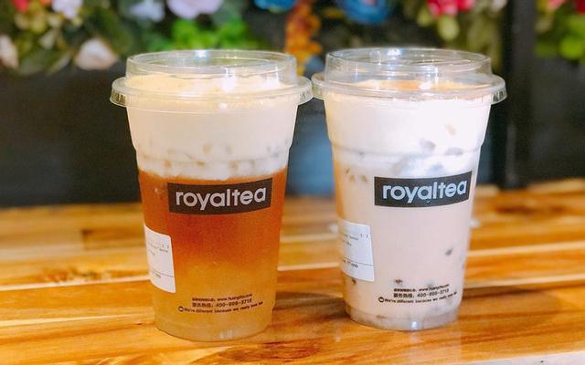 Royaltea - Lạc Trung