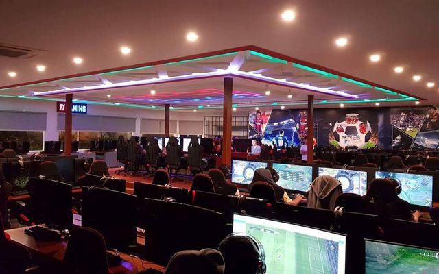 T1 Gaming - Food & Drinks