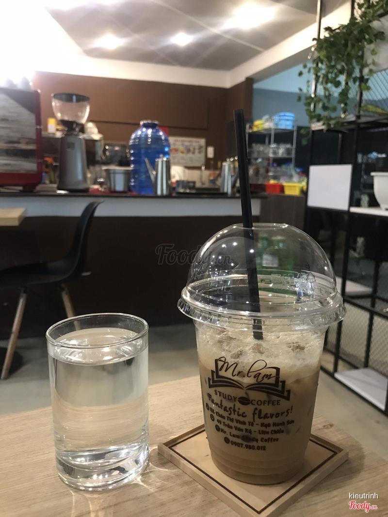 Cà phê sữa Mr Lam