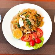 Miến xào hải sản 🐙