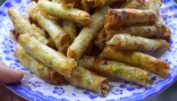 Ram Bắp, Xiên Nướng & Bánh Tráng - Nguyễn Gia Trí