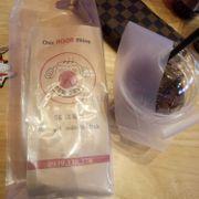 Bánh mì xá xíu + coca tươi ❤