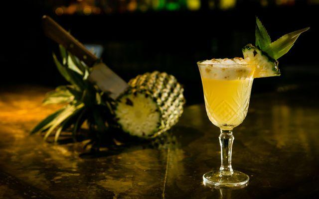 Nam Lĩnh - Wine & Cellar Bar - Cần Thơ