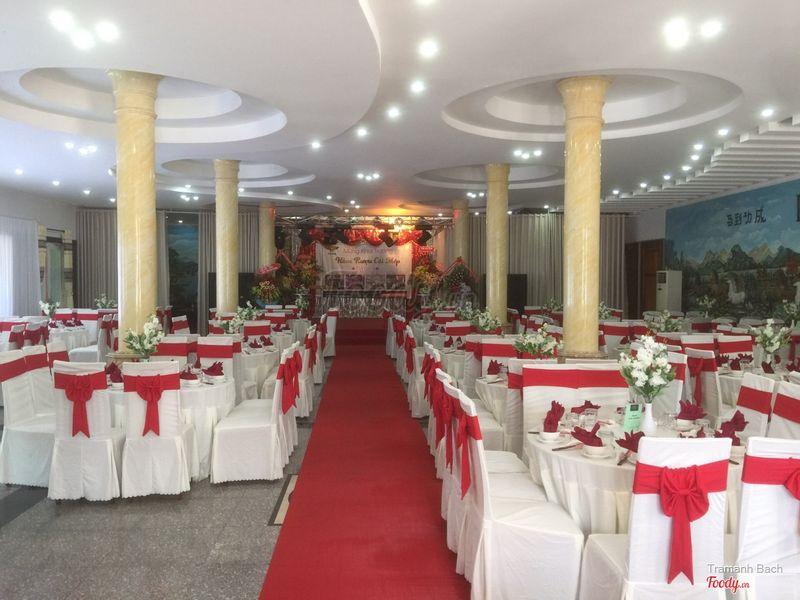 Không gian tiệc cưới, hội nghị sang trọng!
