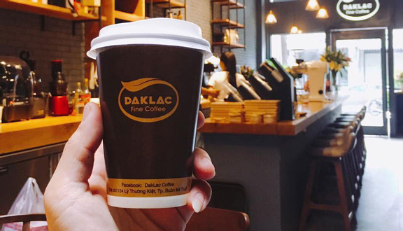 DakLac Coffee