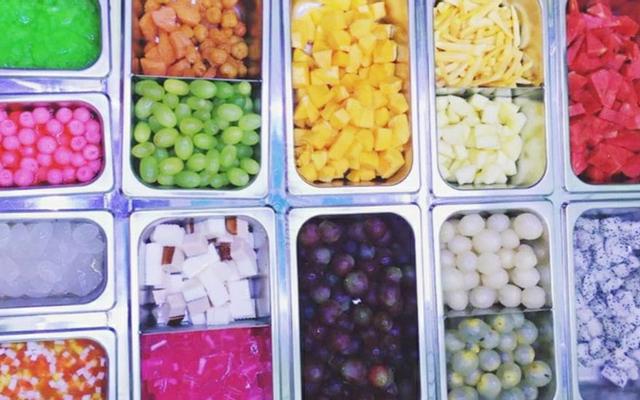 Lano - Buffet Fruit & Milk Tea