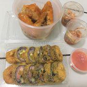 Mua về vẫn được cho kimchi nhaaa