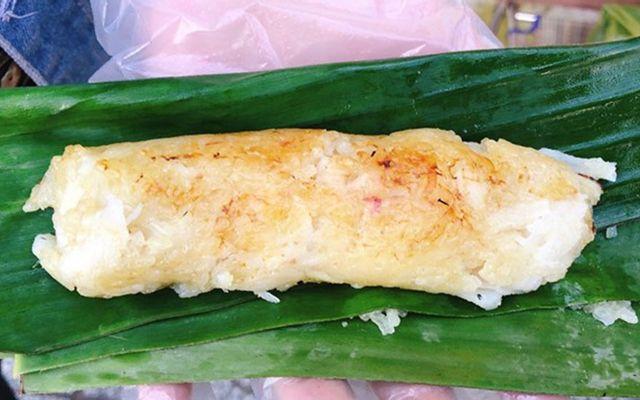 Chuối Nếp Nướng Campuchia