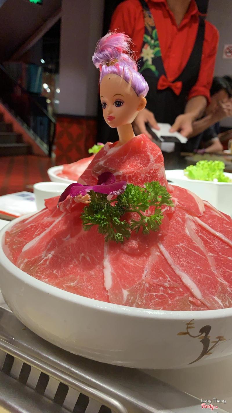 Thị bò barbie