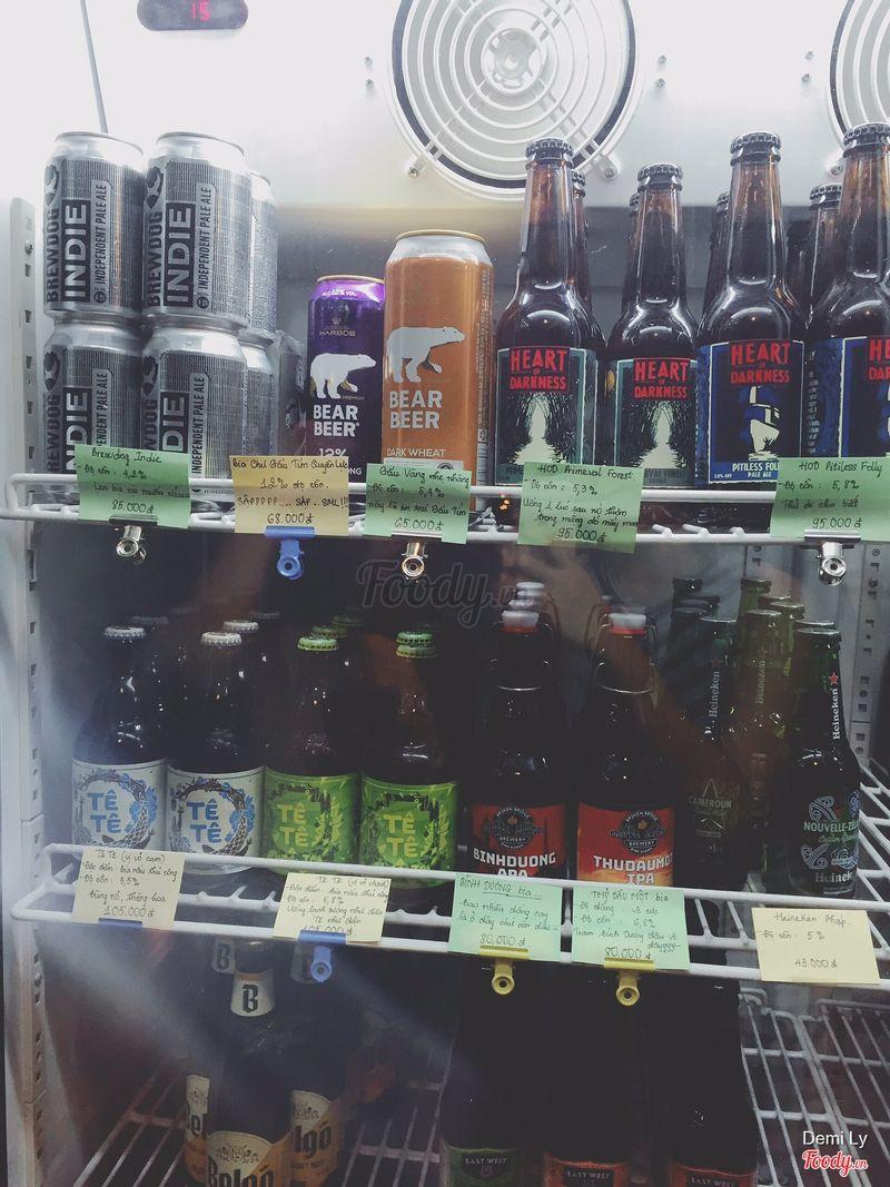 Tủ bia thấy cưng :))