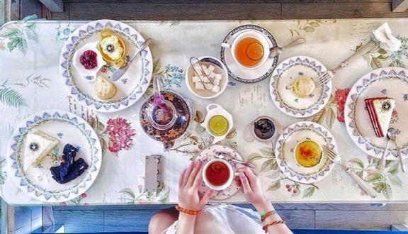 Partea - English Tearoom - Nguyễn Huệ - Gian 2