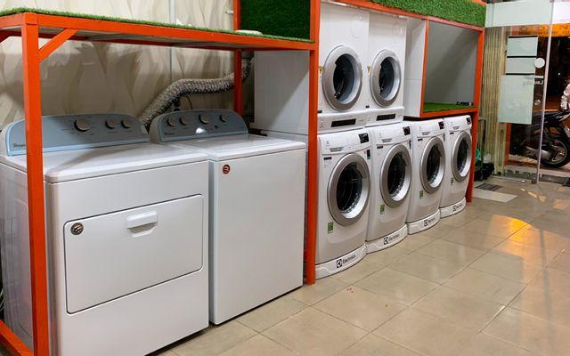 Cửa Hàng Giặt Sấy Hấp Ủi Zat & Say
