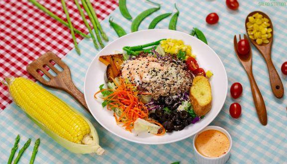 Salad Station - Salad Tự Chọn - Cách Mạng Tháng 8