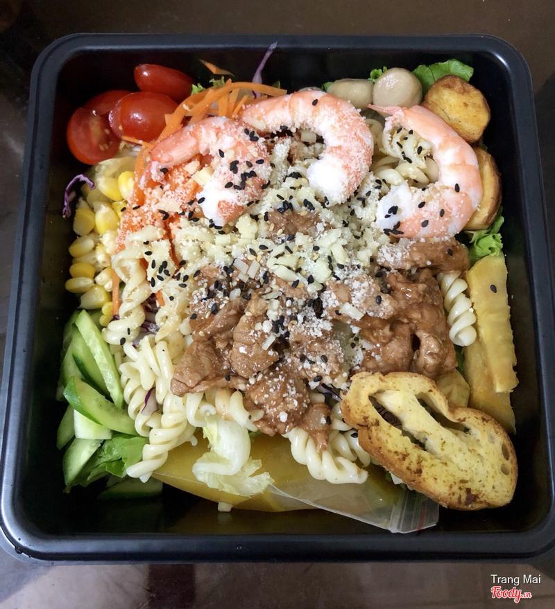 Mixed salad (99k) - tự chọn