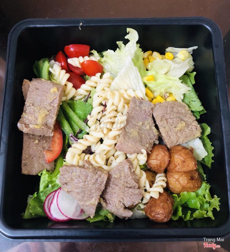 Beef salad (119k)
