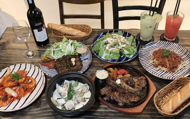 Mr. Bistek - Beefsteak Lê Thị Riêng