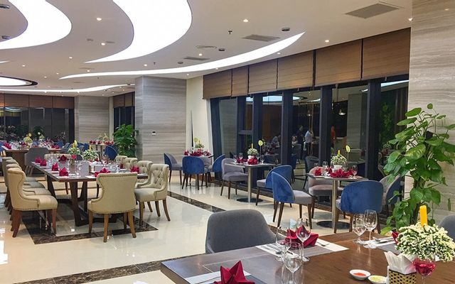 Weekend Dinner Buffet - Mường Thanh Luxury