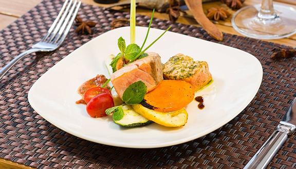 Annasea Foods - Các Món Ăn Từ Cá Hồi - Shop Online