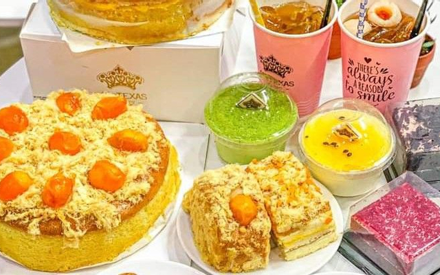 4GsTexas Bakery - Cao Thắng
