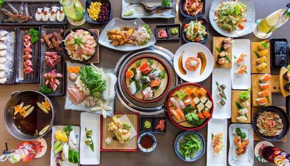 Isushi Buffet Nhật Bản - Cao Thắng