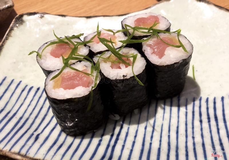 Maki cá ngừ