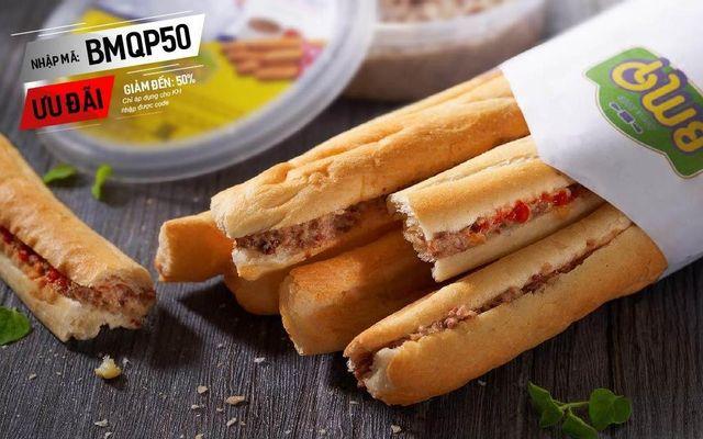 Bánh Mì Que Pháp - Nguyễn Duy Trinh