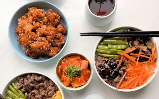 SINSA Korea Kitchen