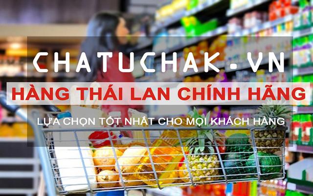 Chatuchak - Siêu Thị Thực Phẩm Thái Lan