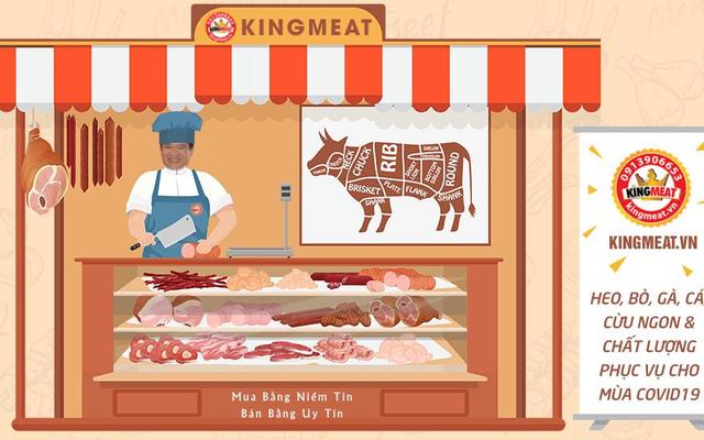 KingMeat - Bò, Bê, Cừu Nhập Khẩu - Nguyễn Ngọc Lộc