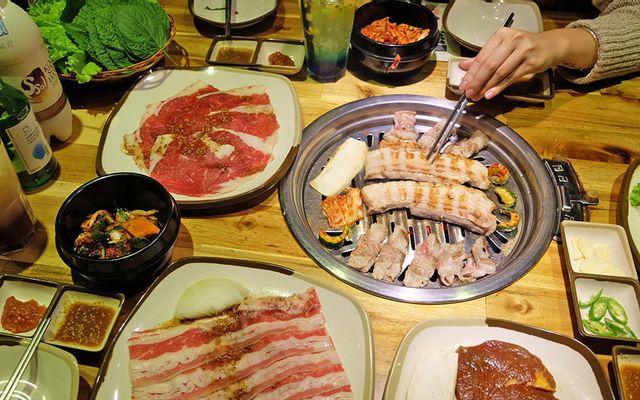Jogae - Nhà Hàng Hải Sản & Thịt Nướng Hàn Quốc