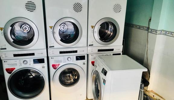 Giặt Sấy Xanh