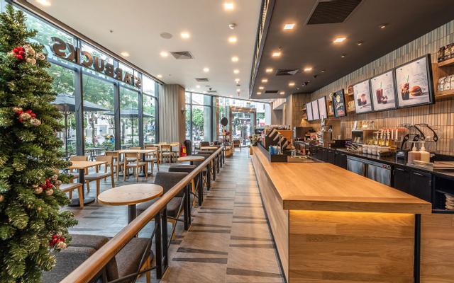 Starbucks Coffee - The Legend