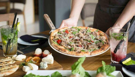 Pizza 4P's - Pizza Kiểu Nhật - Võ Văn Kiệt