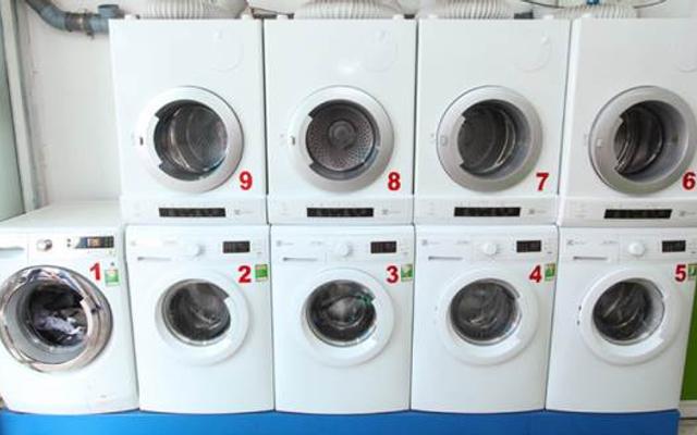Giặt Sấy Lấy Nhanh Mr Wash - Huỳnh Tịnh Của
