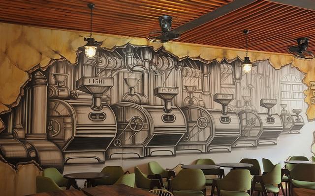 Khải Nguyên Coffee House - Phan Chu Trinh