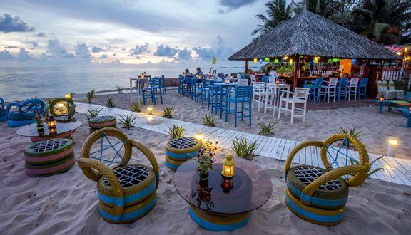 Malibu Beach Bar Of Eden Resort Phú Quốc