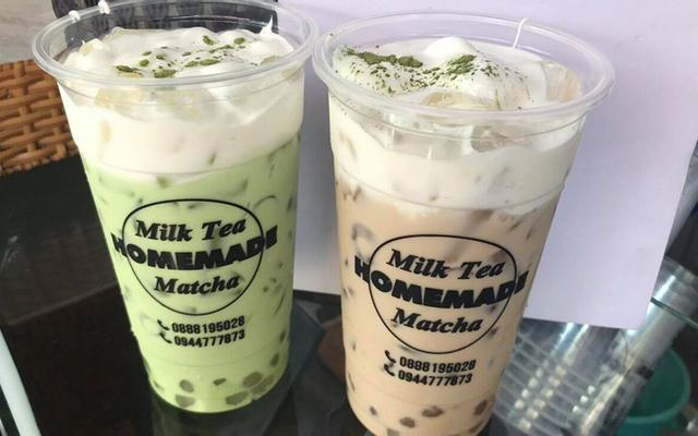 Homemade Milk Tea - Mậu Thân Nối Dài