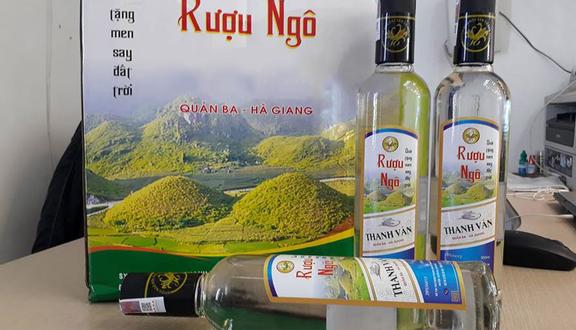 Tin - Rượu Ngô Hà Giang - Shop Online ở Quận Đống Đa, Hà Nội | Foody.vn