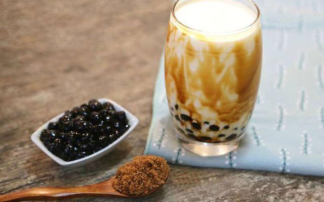 Luxubu - Sữa Tươi Đường Đen