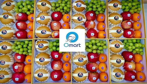 Omart - Trái Cây Nhập Khẩu
