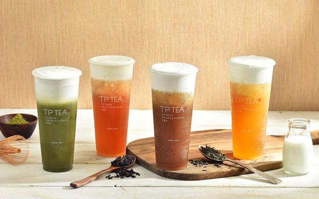 TP Tea - 茶湯會 - Trà Sữa Đài Loan - 3 Tháng 2
